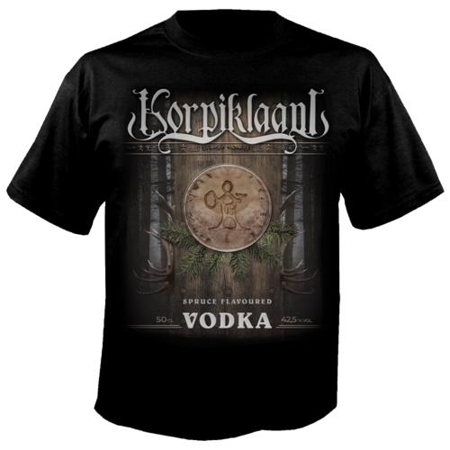 Vodka t-shirt