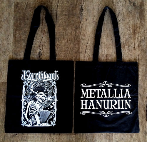 Metallia hanuriin bag