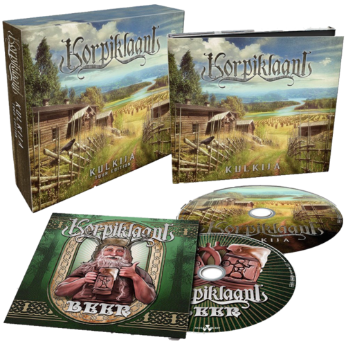 Kulkija Tour Edition CD-Boxset